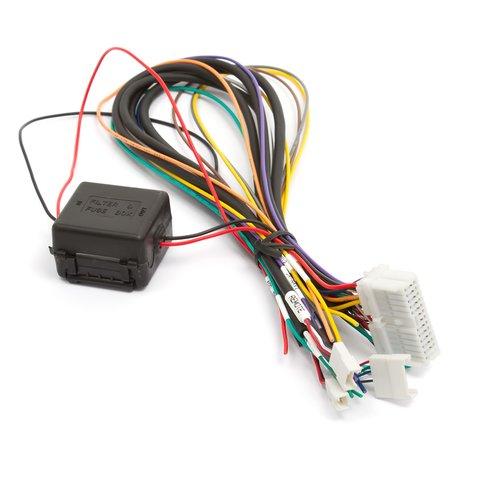 Кабель питания 24 pin для автомобильных видеоинтерфейсов