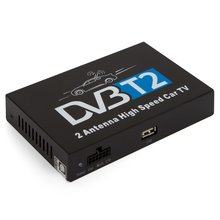 Автомобильный цифровой тюнер DVB T2 с функцией записи - Короткий опис