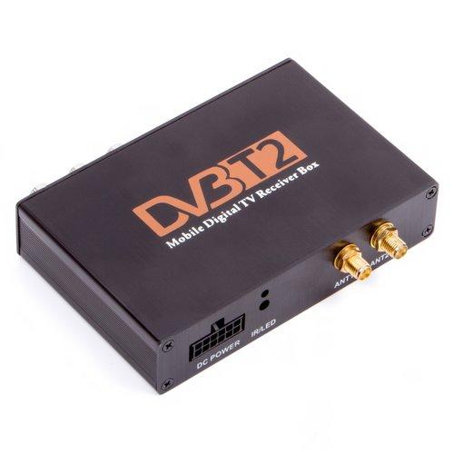 Автомобильный цифровой тюнер DVB-T2 HEVC