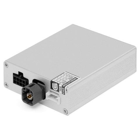 Адаптер під'єднання камери заднього виду для Audi MMI 3G+, Volkswagen Touareg