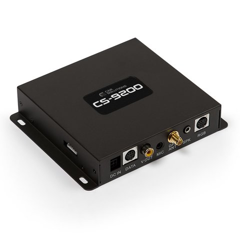 Navigation System for Mazda CX 5, Mazda 6 Based on CS9200RV