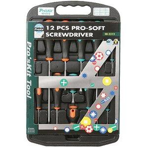 Pro-soft Screwdriver Pro'sKit SD-2312 12 PCS