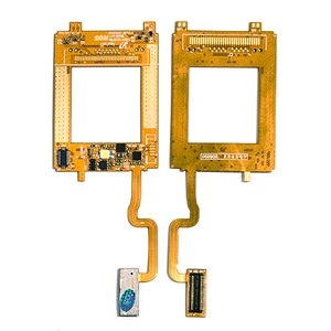 Flat Cable for Samsung ZV30 Cell Phone, (for mainboard, with components)