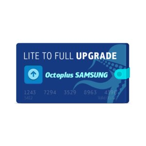 Octoplus Samsung Lite to Full Upgrade