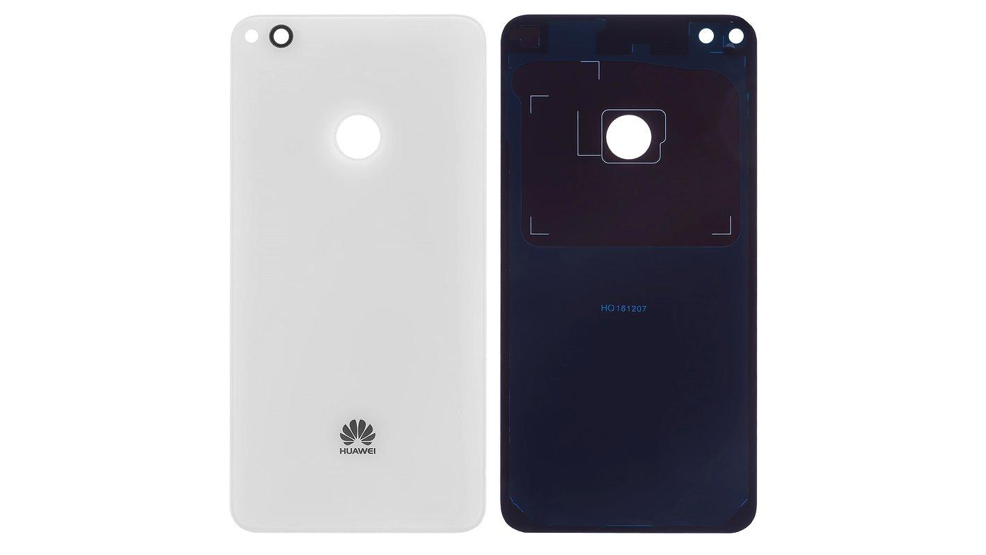 Housing Back Cover compatible with Huawei GR3 (2017), Honor 8 Lite, Nova Lite (2016), P8 Lite (2017), (white, Logo Huawei, PRA-LA1, PRA-LX2, PRA-LX1, ...