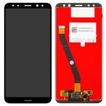 LCD Huawei Mate 10 Lite, (black, with touchscreen, Original (PRC), RNE-L01/RNE-L21)