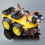 """Juguete de construcción electrónico Haitronic """"Coche robótico controlado por Bluetooth"""""""