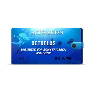 Octoplus Unlimited Активация для Sony Ericsson + Sony
