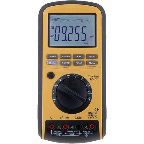 Профессиональный цифровой мультиметр AXIOMET AX 178