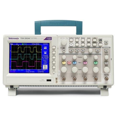 Цифровий осцилограф Tektronix TDS2002C