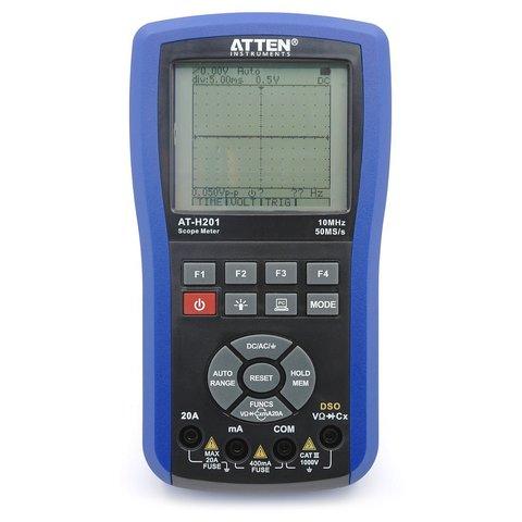 Цифровий осцилограф ATTEN AT H201