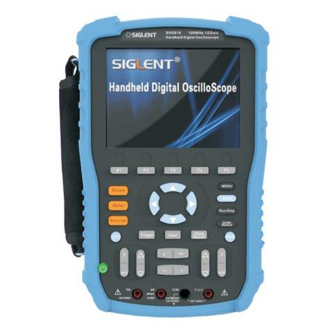 Портативний цифровий осцилограф SIGLENT SHS810