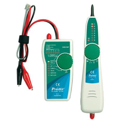 Тестер телекоммуникационных сетей и линий передачи данных Pro'sKit MT-7068