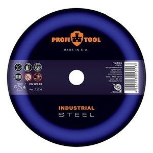 Круг відрізний по металу PROFITOOL INDUSTRIAL 350х2,8х25,4 мм