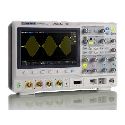 Фосфорний цифровий осцилограф SIGLENT SDS2072X
