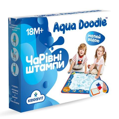 Набор для рисования Aqua Doodle Волшебные водные штампы