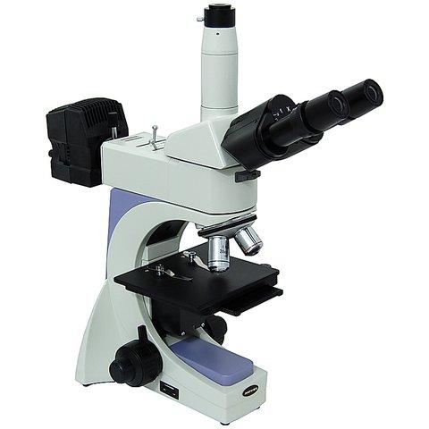 Metallurgical Trinocular Microscope NJF 120A