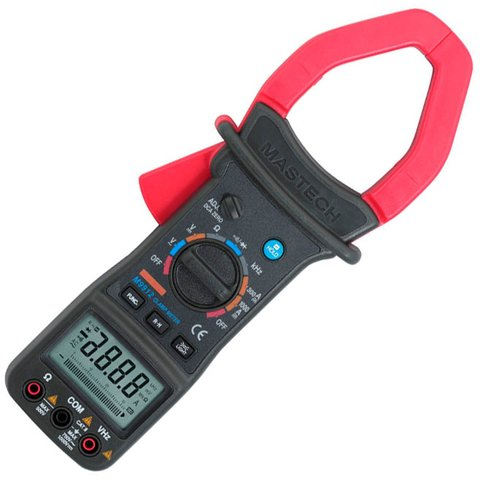 Digital Clamp on Meter MASTECH M9912