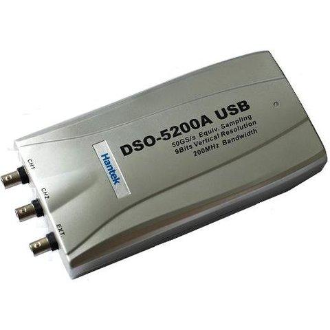 Цифровой USB-осциллограф Hantek DSO-5200A
