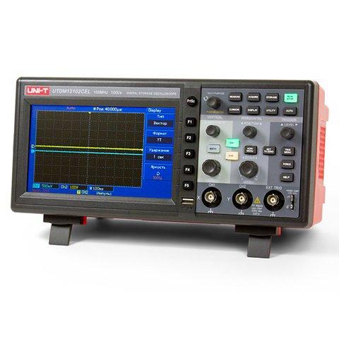 Digital Oscilloscope UNI T UTD2102CEL