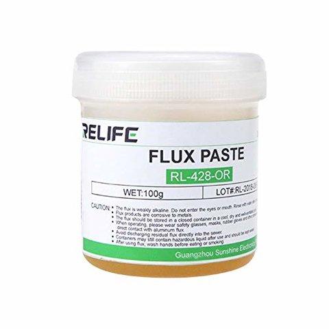 Soldering Paste RELIFE RL 428 OR 100 g