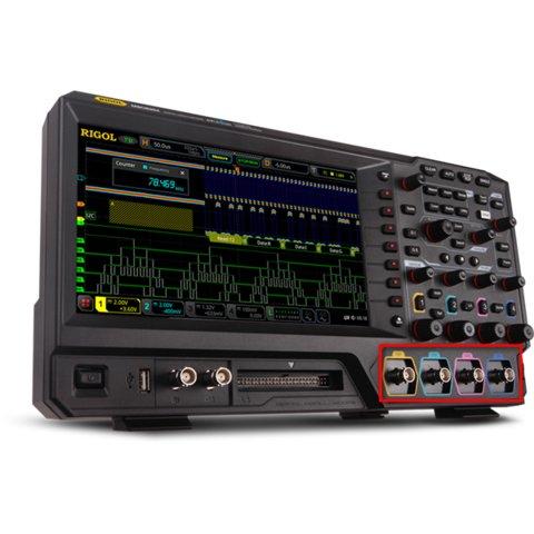 Channel Upgrade Software RIGOL MSO5000 4CH