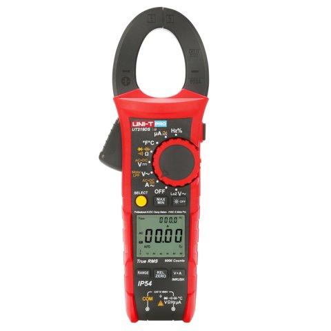 Digital Clamp Meter UNI T UT219DS
